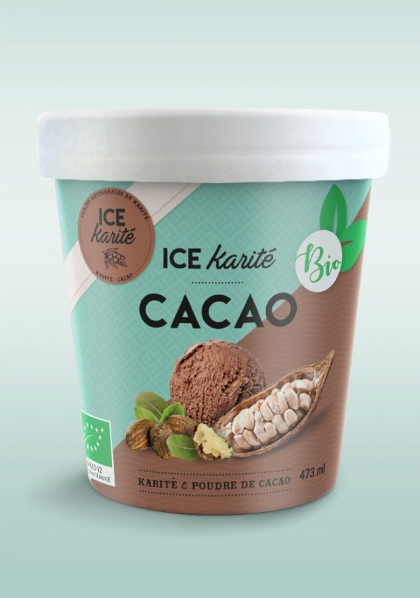 Pot bio cacao 473ml