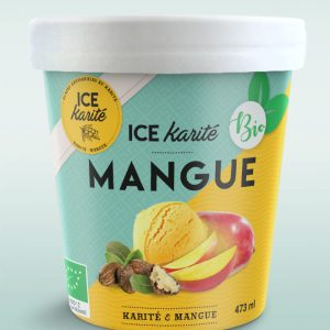 Pot bio mangue 473 ml