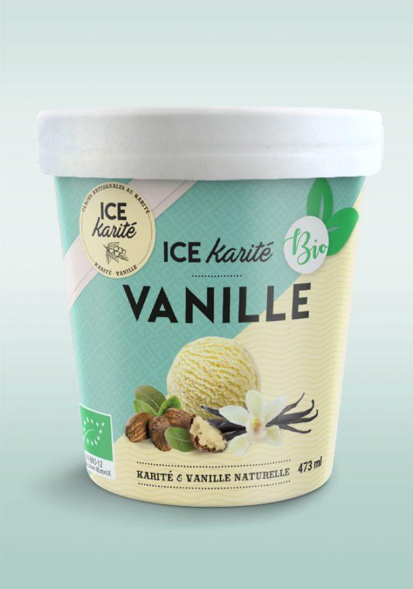Pot bio vanille 473 ml